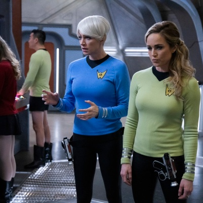 Legends of Tomorrow Season 5 Episode 14: The One Where We're Trapped on TV
