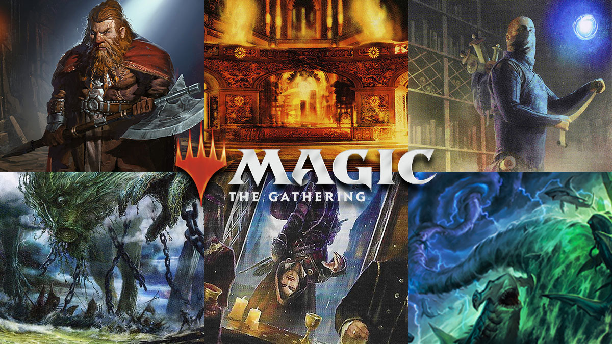 Best Magic The Gathering Decks of 2020