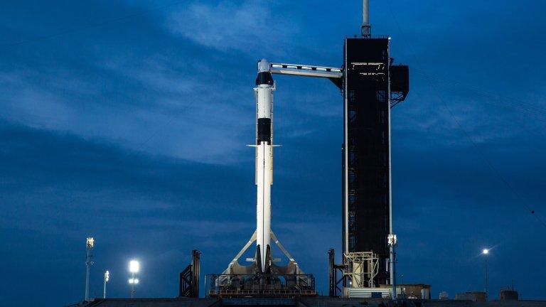 NASA SpaceX Launch Live Stream