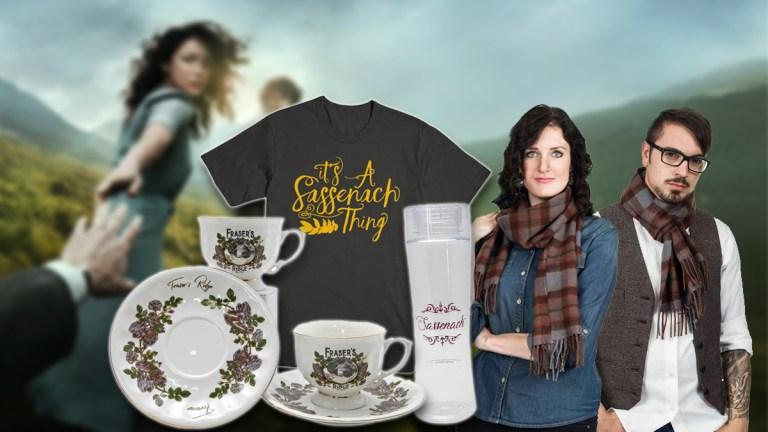 Outlander Prize Pack