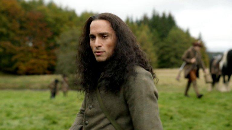 Wendigo Donner in Outlander Season 5