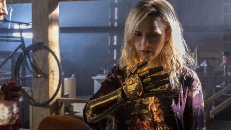 Rachel Brosnahan in The Golden Arm