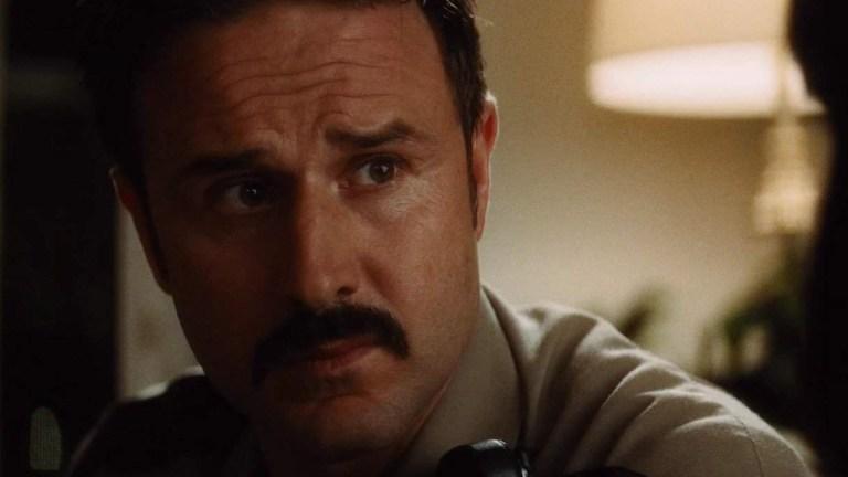 David Arquette as Sheriff Dewey Riley in Scream 4