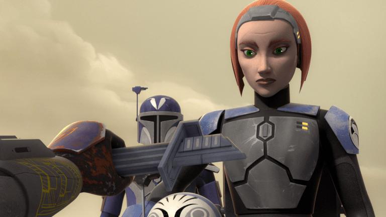 Star Wars Bo-Katan Kryze