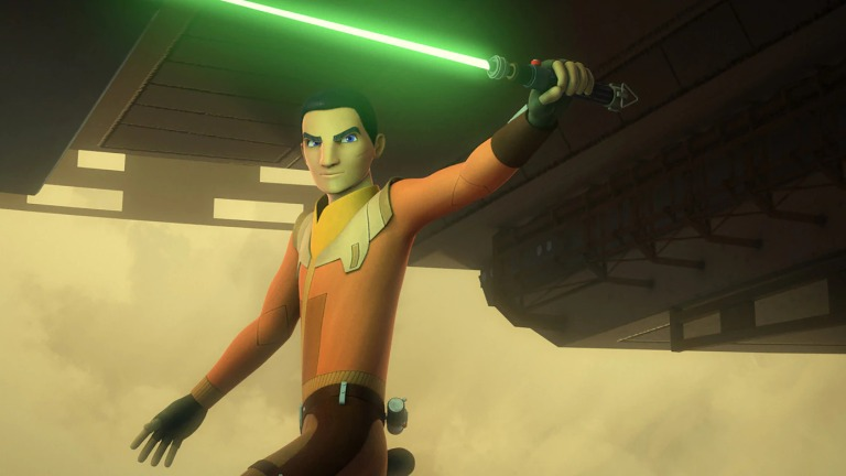 Star Wars Ezra Bridger