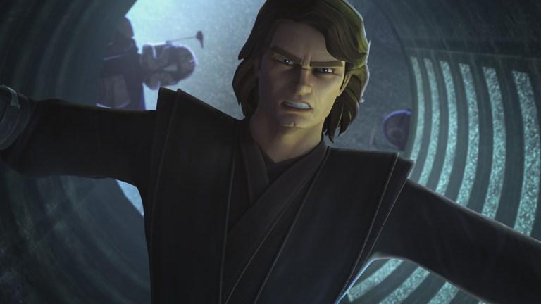 Star Wars: The Clone Wars Anakin
