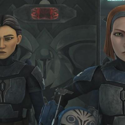 Star Wars: The Clone Wars season 7 Episode 11 Easter Eggs