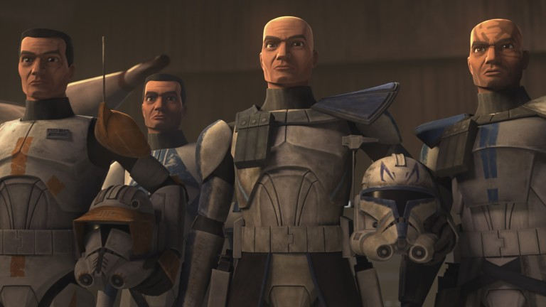 Star Wars: The Clone Wars Season 7 Eidoc