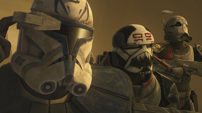 Star Wars: The Clone Wars Troopers