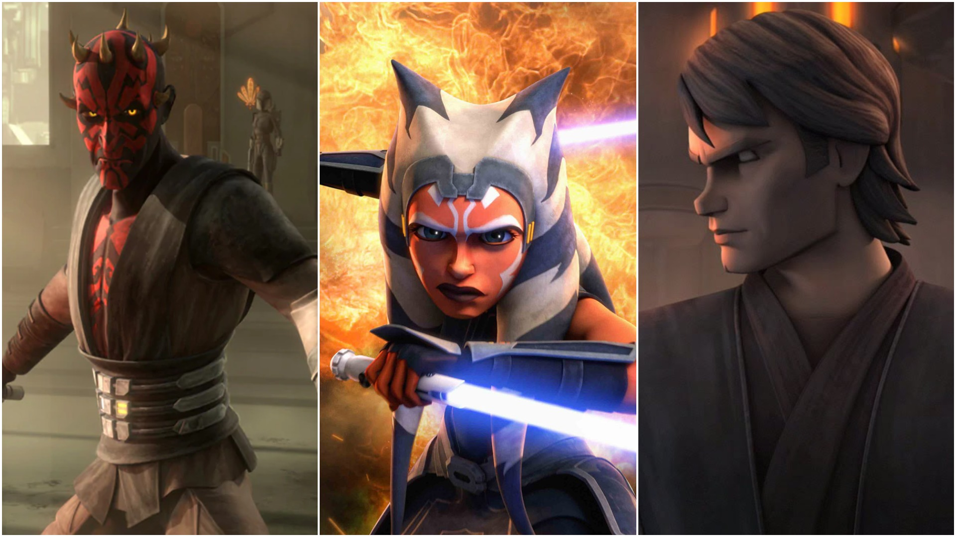 Star Wars Could Maul And Ahsoka Have Stopped Anakin In The Clone Wars Den Of Geek
