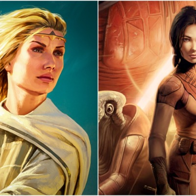 Star Wars: The High Republic and Knights of the Old Republic