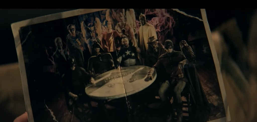 Binge This: Geoff Johns JUSTICE SOCIETY OF AMERICA Is