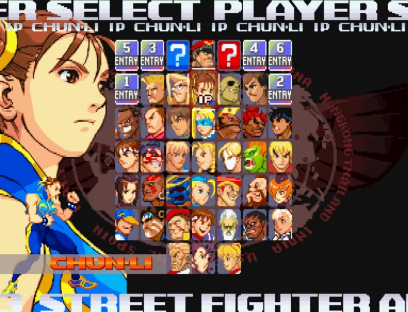 The Legacy Of Street Fighter Alpha Den Of Geek