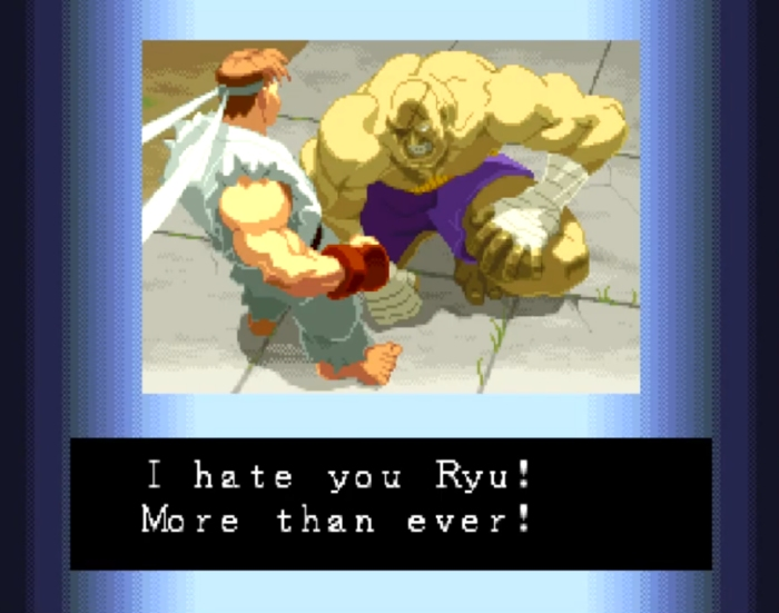 The Legacy Of Street Fighter Alpha Den Of Geek