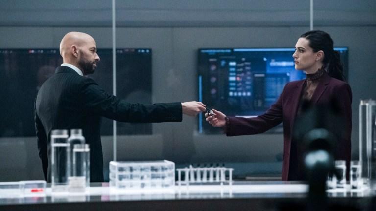 Supergirl Season 5 Episode 17: Deus Lex Machina
