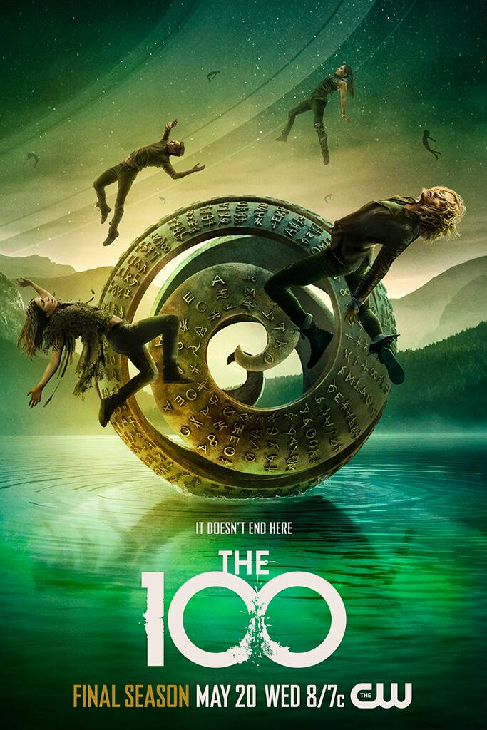 the 100 season 5 watch online for free