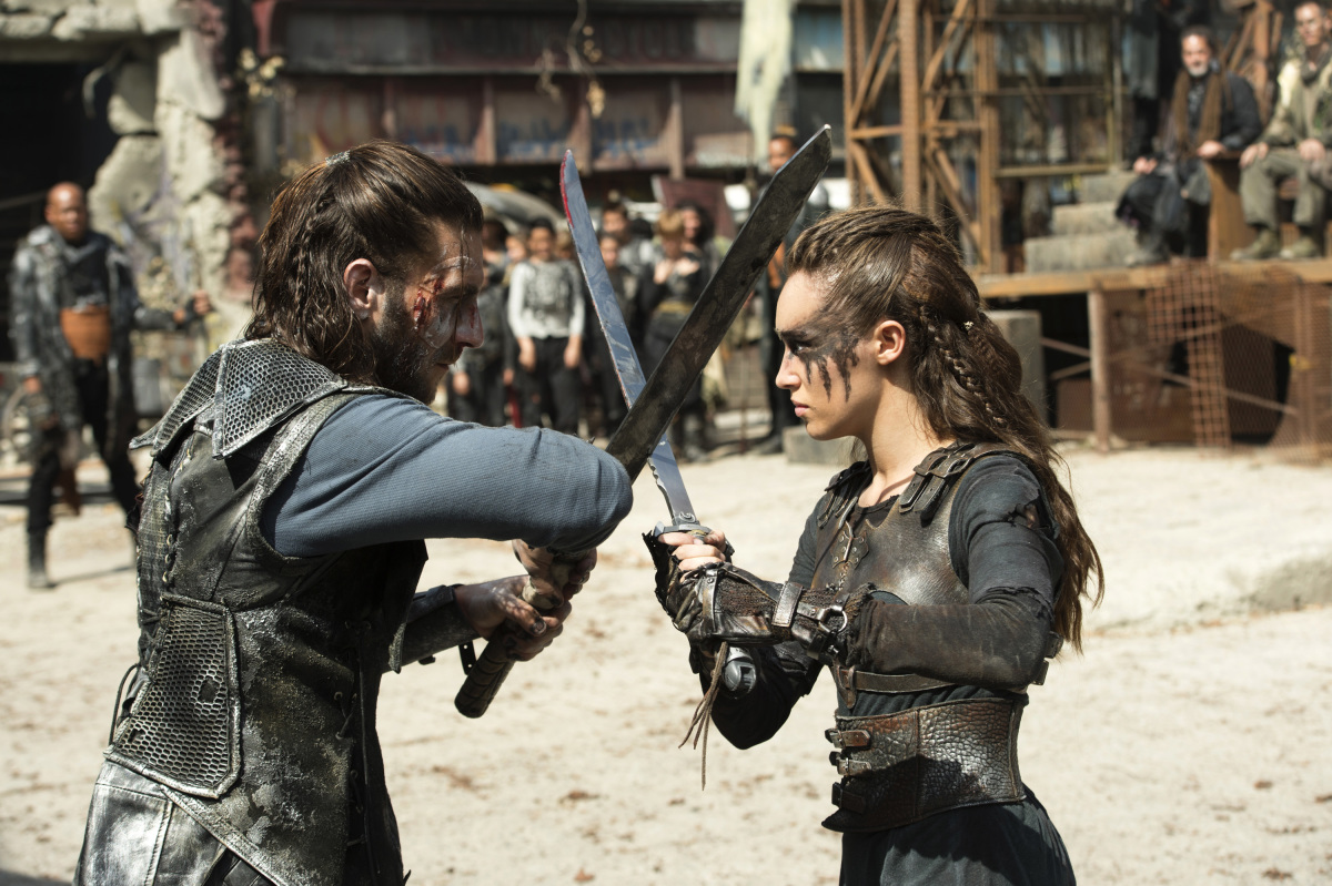 Zach McGowan Talks Roan and Vane in The 100 and Black
