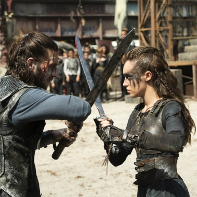 The 100 which characters we want to return in season 7? Commander Lexa and King Roan