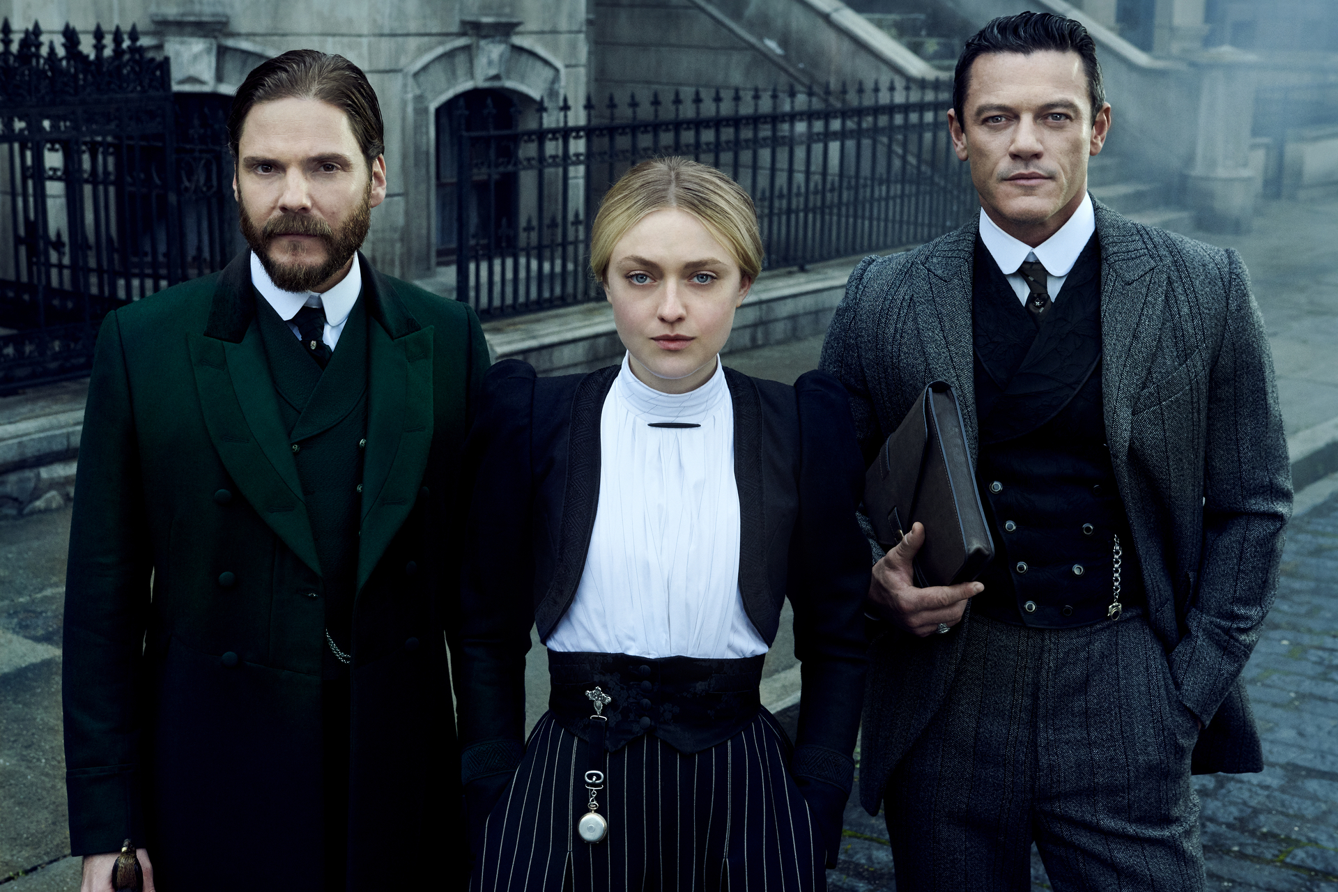 The Alienist: Angel of Darkness New Release Date and Trailer | Den ...