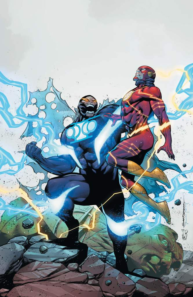 The Flash #754 cover