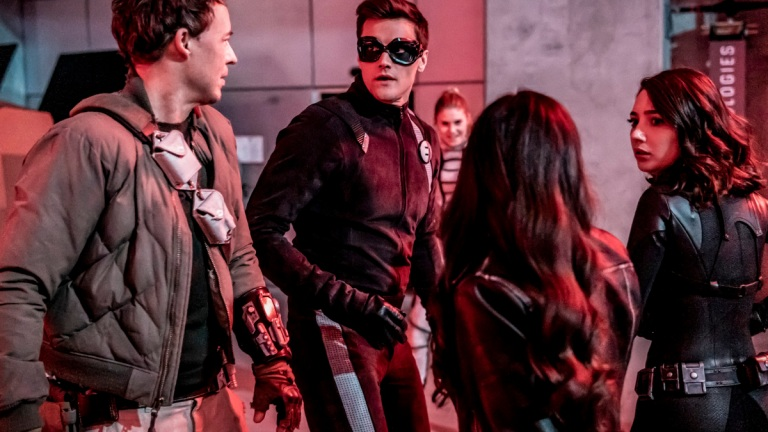 The Flash Season 6 Finale Episode 19: Success is Assured
