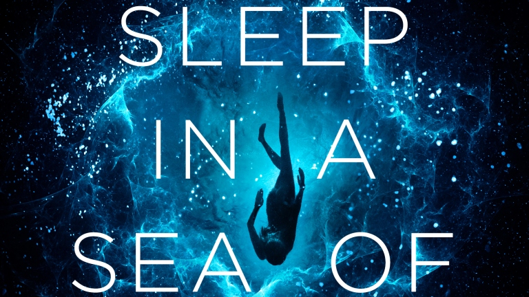 To Sleep in a Sea of Stars Cover