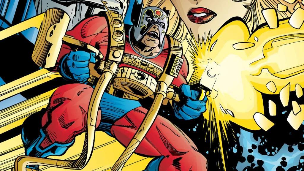 Orion by Walt Simonson (DC Comics)