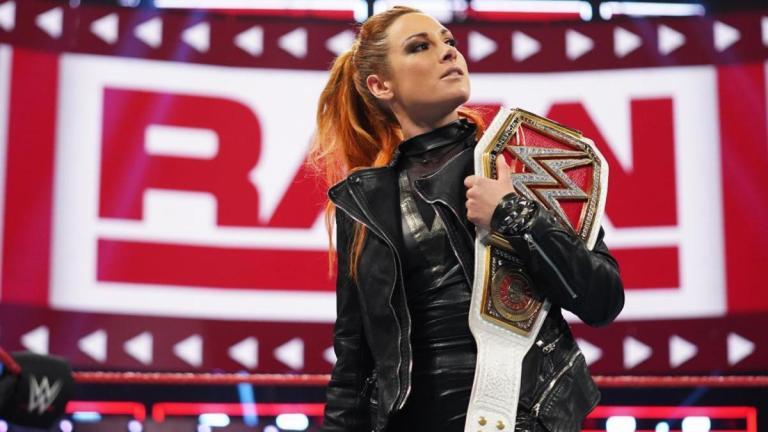 WWE Women's Champion Becky Lynch