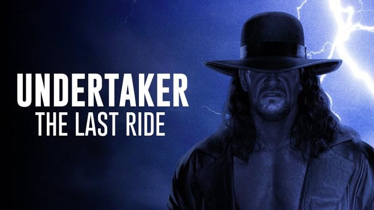 Undertaker: The Last Ride on WWE Network