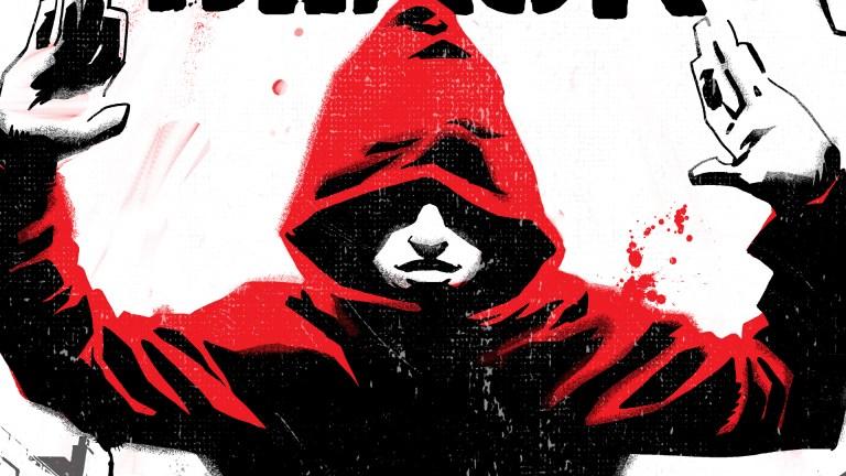 BLACK (Black Mask Studios Comics) teaser