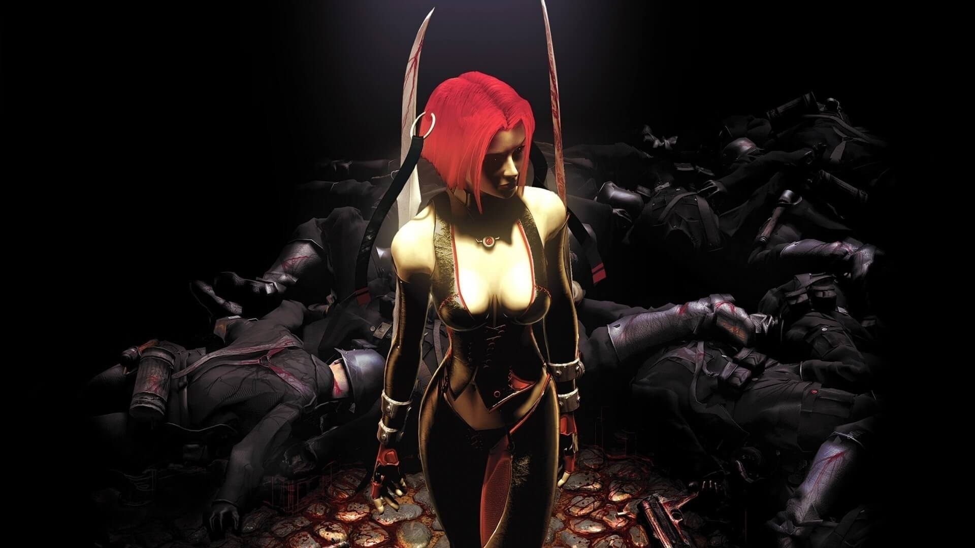 Bloodrayne Franchise Acquired By Ziggurat Interactive Den Of Geek
