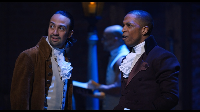 Disney New Releases July 2020 Hamilton