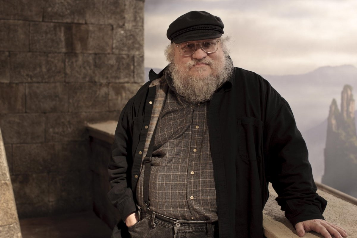 Game of Thrones Fans Prepare to Put George R. R. Martin in Jail ...