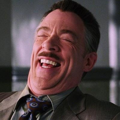 JK Simmons as J Jonah Jameson in Spider-Man 2