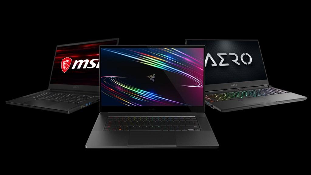 NVIDIA Laptops