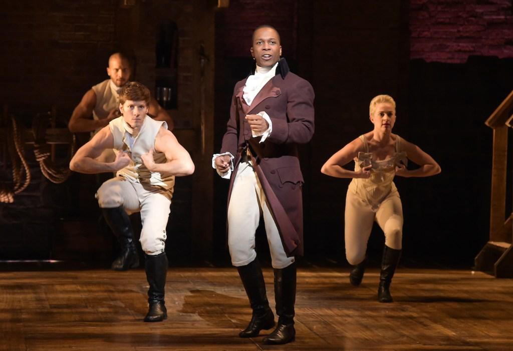 Hamilton Movie: Meet the Original Cast | Den of Geek