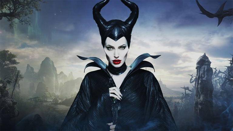 Angelina Jolie In Maleficent Mistress Of Evil