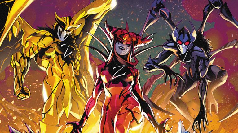 The Future of Power Rangers Comics