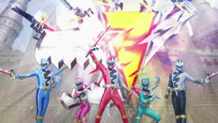 Power Rangers New Shorunner