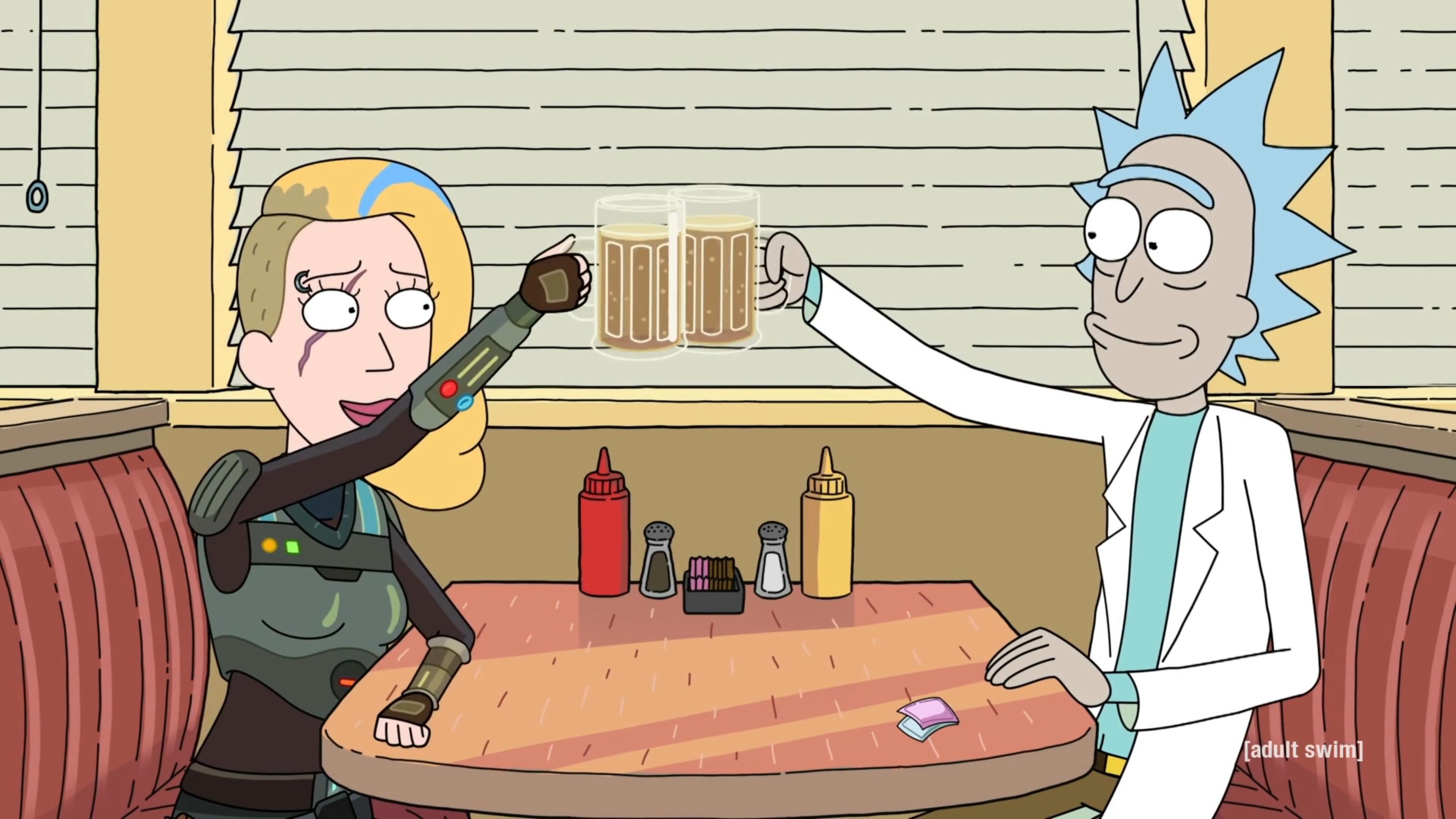 Kết quả hình ảnh cho Rick and Morty Season 4