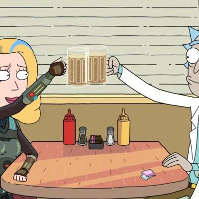 Rick and Morty Season 4 Episode 10