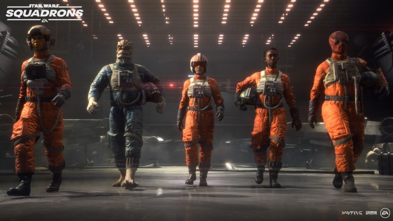 Star Wars Squadrons: Vanguard Squadron