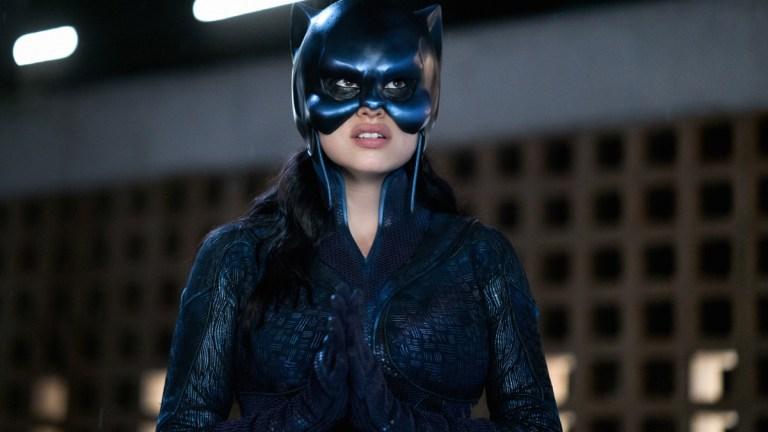 Wildcat on CW's Stargirl