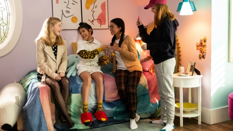 The Baby-Sitters Club Release Date Trailer Cast Story