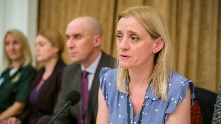 Anne Marie Duff The Salisbury Poisonings