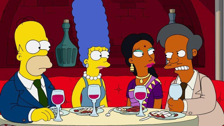 The Simpsons Non-White Actors