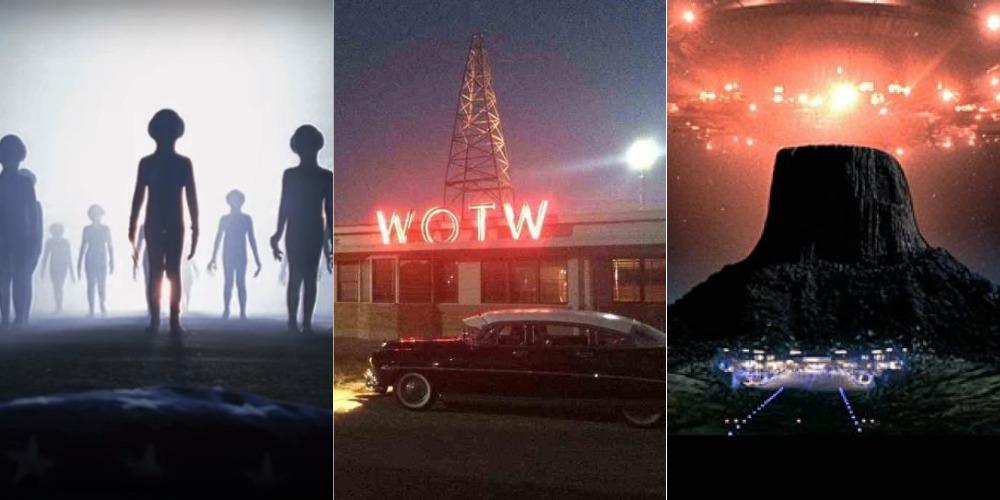 UFOs in Pop Culture The Vast of Night