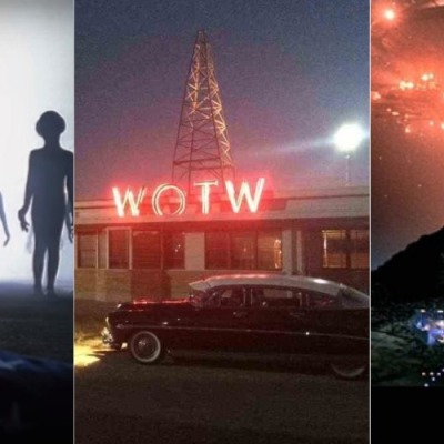 UFOs in Pop Culture The Vast of Night