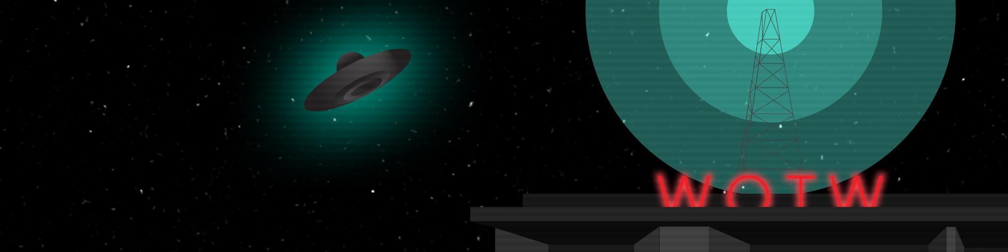 The Vast of Night UFO Mythology