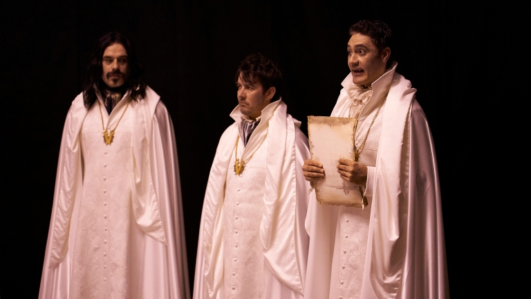 What We Do in the Shadows Vampiric Council